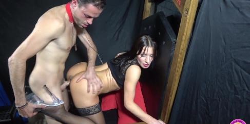 fetiş porno anal seks ile harmanlanmış