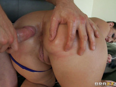 Sorunsuz bir götten sikiş, seks videosu izle