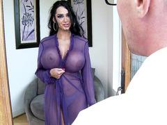 Azgın sexy kız amcasını ayarttı