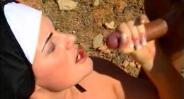 Film tadında türbanlı sikişi, konulu porno