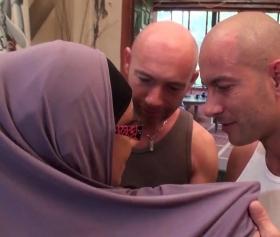 Miryam Bouachir, ev kirasını bedeniyle ödedi