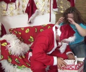 Noel baba, yeni yıla sikişerek giriyor