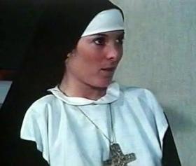 türbanlı porno rahibe