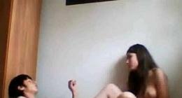 Amatör gençlerin gizli çekim sikişi, konuşmalı porno izle
