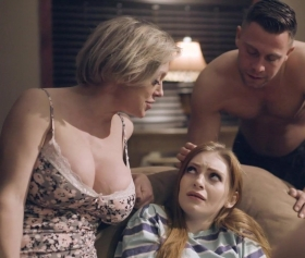 Anne kafayımı yedin, abilerimle nasıl sikişirim ben ya, aile seks filmi izle