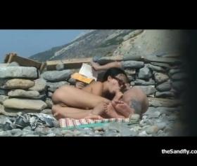 Fantastik porno, plajlarda gizli çekim güzellikleri