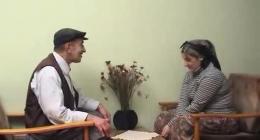 Nevşehirli Hasan dayı ve türbanlı karısı coştular