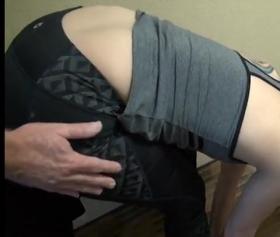 Porno izledikten sonra, fitness eğitmenine koridorda sapladı