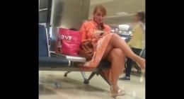 Sabiha Gökçen havaalanında Zuhalin bacaklarını çektim