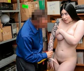 Şantaj yaparak genç kıza sahip olmak istedi güvenlik görevlisi