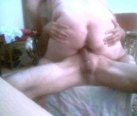 Yerli porno, olgun kucaktan inmek istemedi
