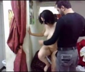 Arap amatör pornosu, doğum günü sürpriz pornosu