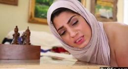Nadia alinin türbanlı arap konulu sex pornosu