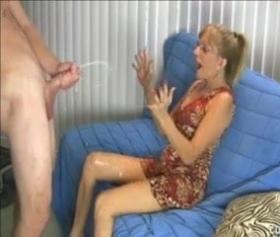 Seksi sanat gibi yaşayan seksi mature