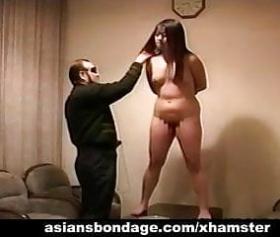 güreşçi japon kadını bağladıktan sonra sikiyor